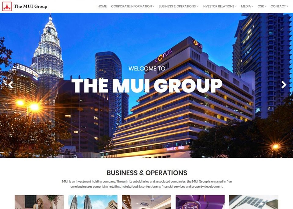 THE MUI GROUP
